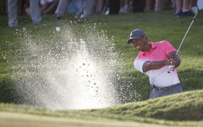 Golf-Superstar - Foto: Wilfredo Lee/AP