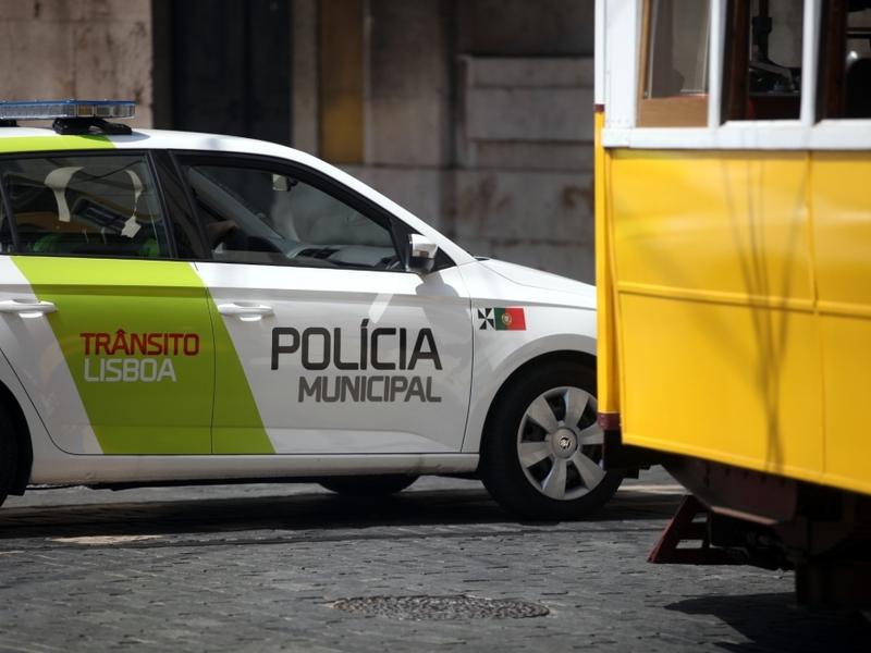 Portugiesische Polizei in Lissabon - Foto: über dts Nachrichtenagentur