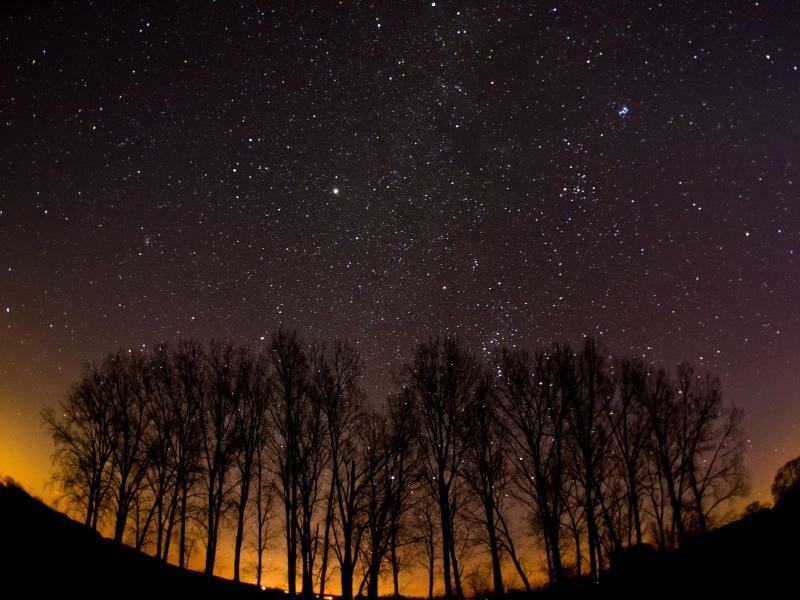 Sternenhimmel - Foto: Patrick Pleul
