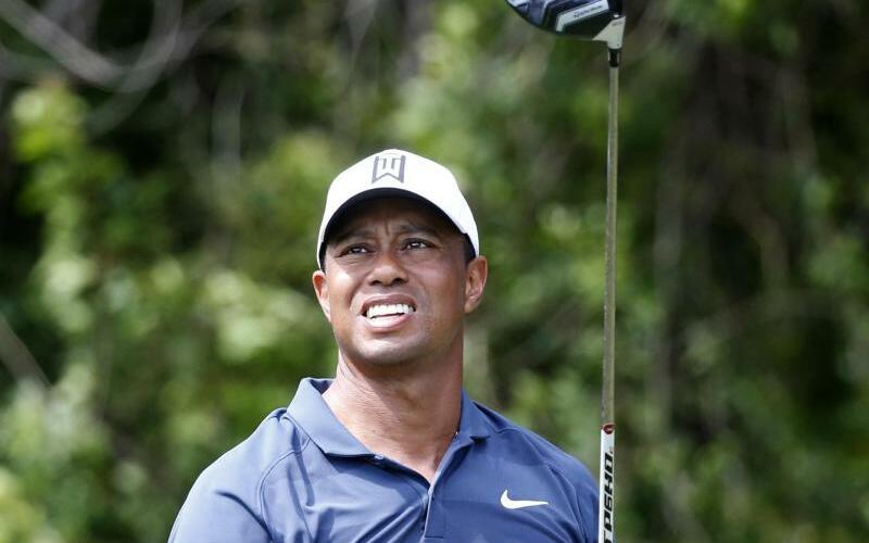 Tiger Woods - Foto: Wilfredo Lee/AP