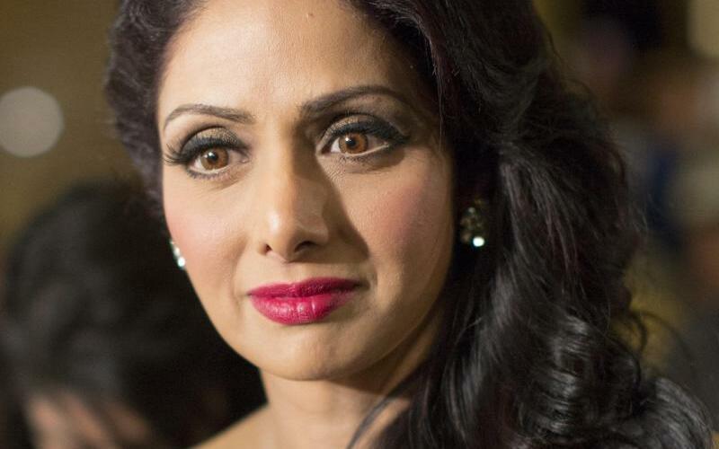 Sridevi Kapoor - Foto: Jerome Favre/EPA