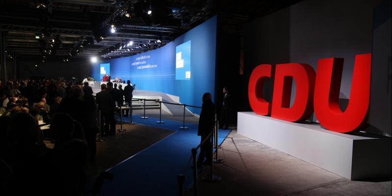 CDU-Parteitag am 26.02.2018 - Foto: über dts Nachrichtenagentur