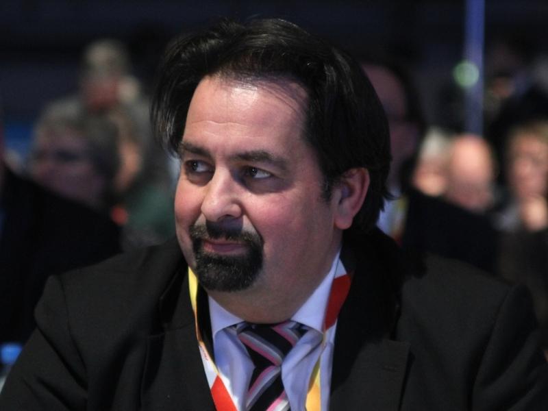 Aiman Mazyek - Foto: über dts Nachrichtenagentur