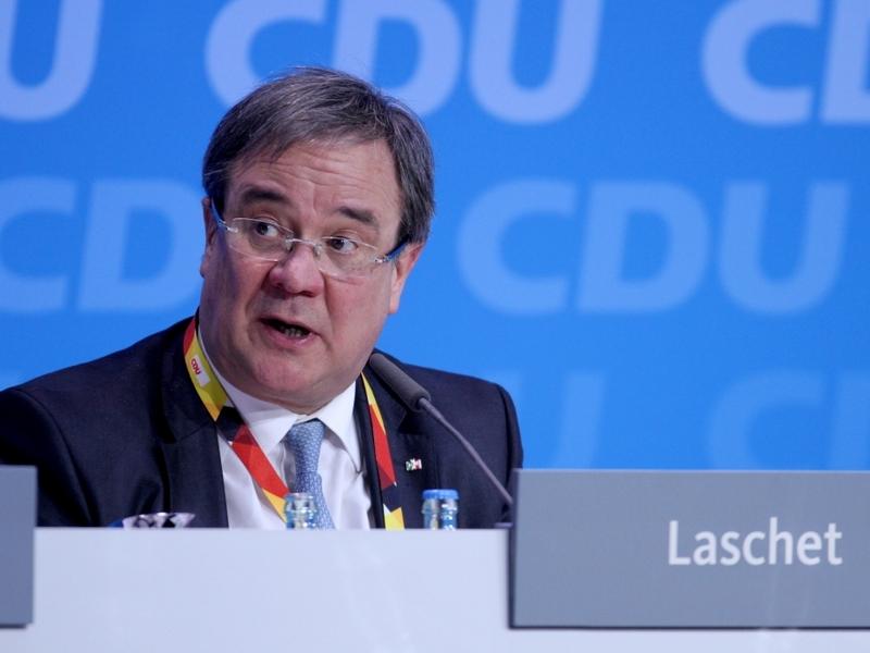 Armin Laschet - Foto: über dts Nachrichtenagentur