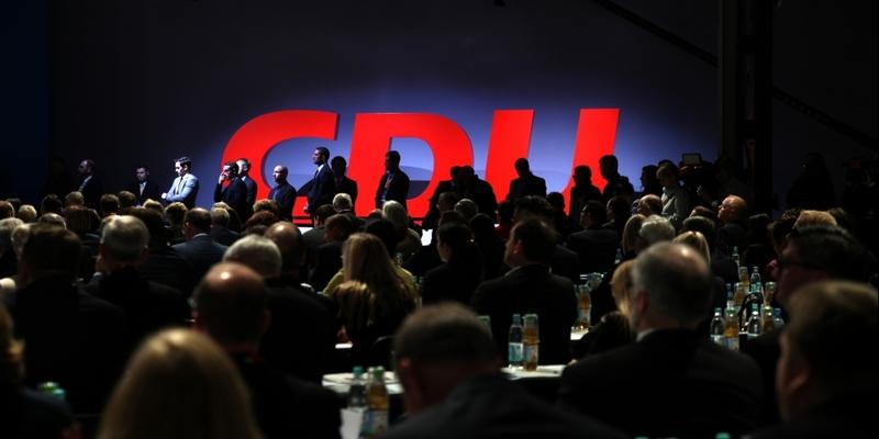 CDU-Logo - Foto: über dts Nachrichtenagentur