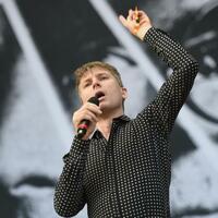 Rocker Alex Kapranos - Foto: Britta Pedersen