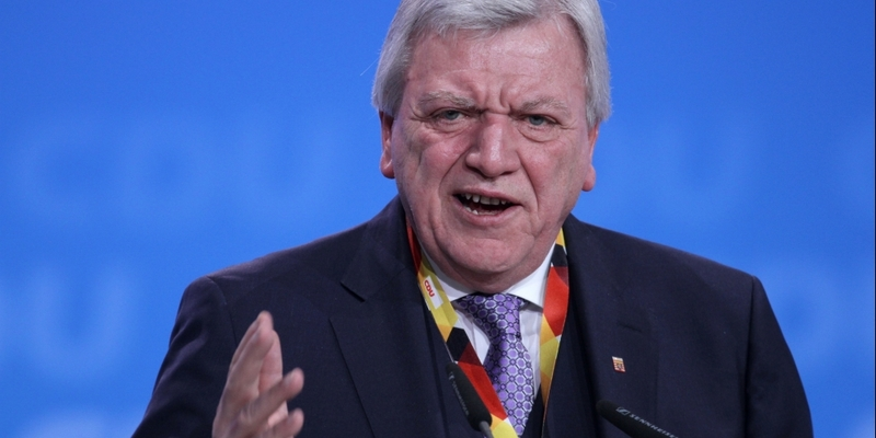 Volker Bouffier - Foto: über dts Nachrichtenagentur