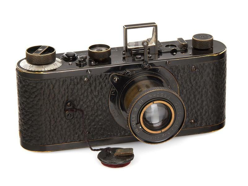 Leica-Fotoapparat - Foto: -/WESTLICHT PHOTOGRAPHICA AUCTION/APA