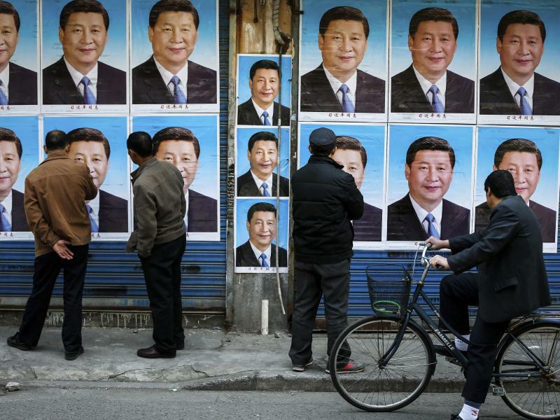 Xi Jinping - Foto: CHINATOPIX
