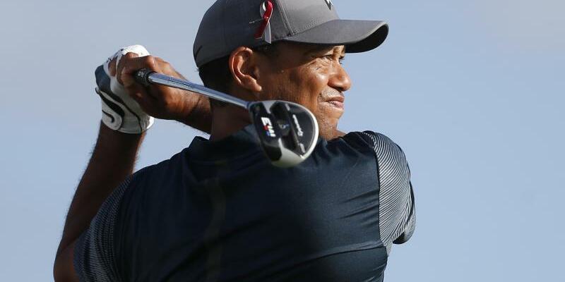 Tiger Woods - Foto: Wilfredo Lee