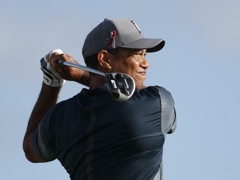 Tiger Woods - Foto: Wilfredo Lee
