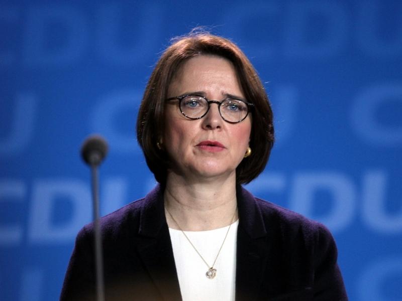 Annette Widmann-Mauz - Foto: über dts Nachrichtenagentur