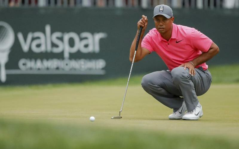 Tiger Woods - Foto: Mike Carlson/AP