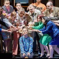 Messa da Requiem an der Staatsoper Hamburg - Foto: Markus Scholz