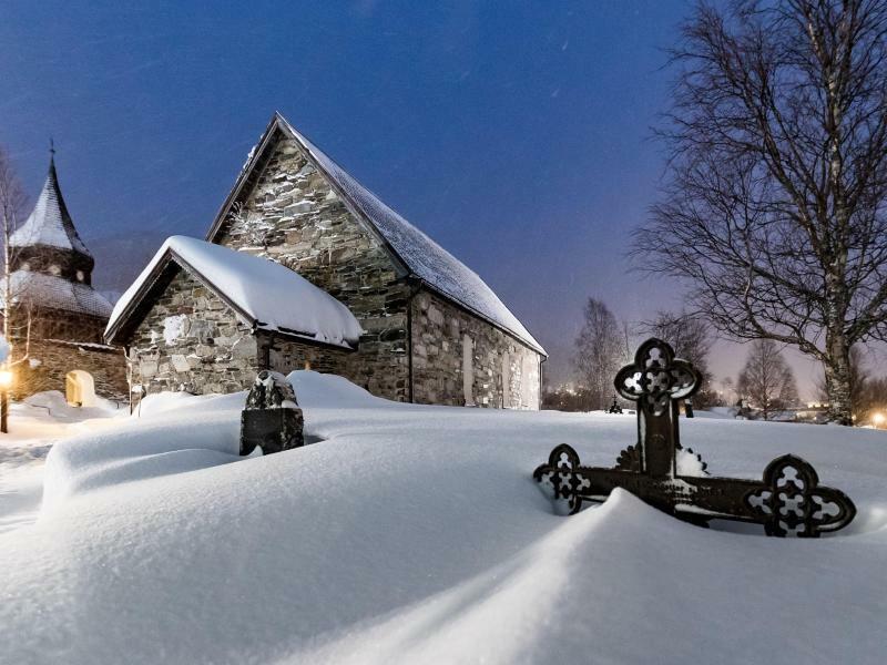 Winterlandschaft - Foto: Expa/Johann Groder/EXPA Pictures