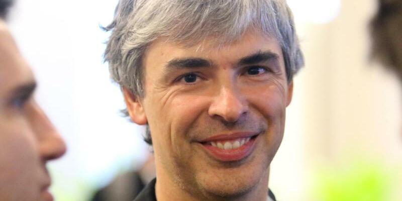 Larry Page - Foto: Christoph Dernbach