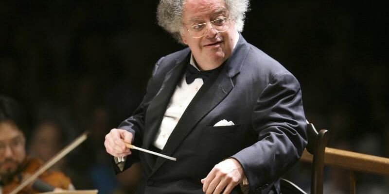 James Levine - Foto: Michael Dwyer