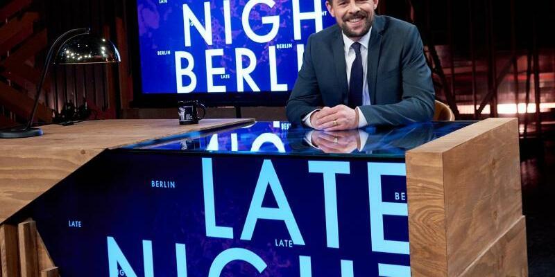 «Late Night Berlin»: Klaas Heufer-Umlauf - Foto: Annette Riedl