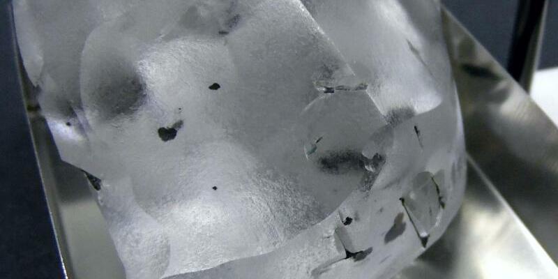 Riesen-Diamant aus Lesotho - Foto: Gem Diamonds