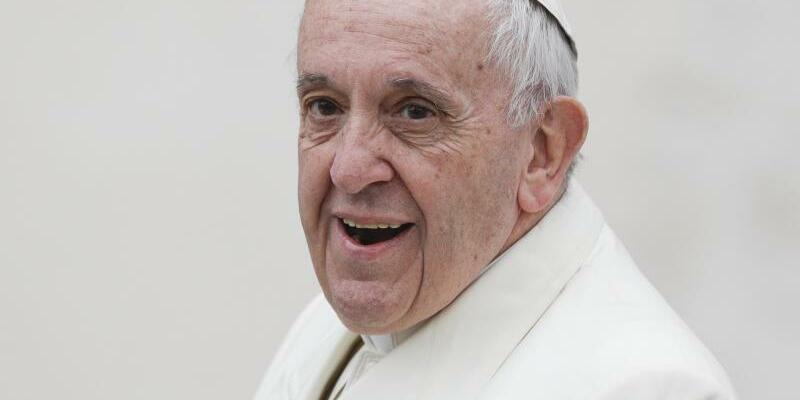 Papst Franziskus - Foto: Andrew Medichini
