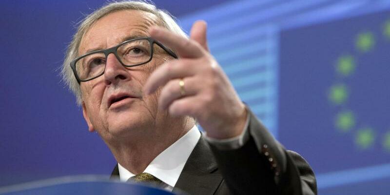 Jean-Claude Juncker - Foto: Virginia Mayo/AP