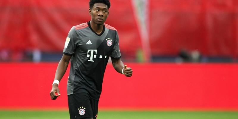 David Alaba (FC Bayern) - Foto: über dts Nachrichtenagentur