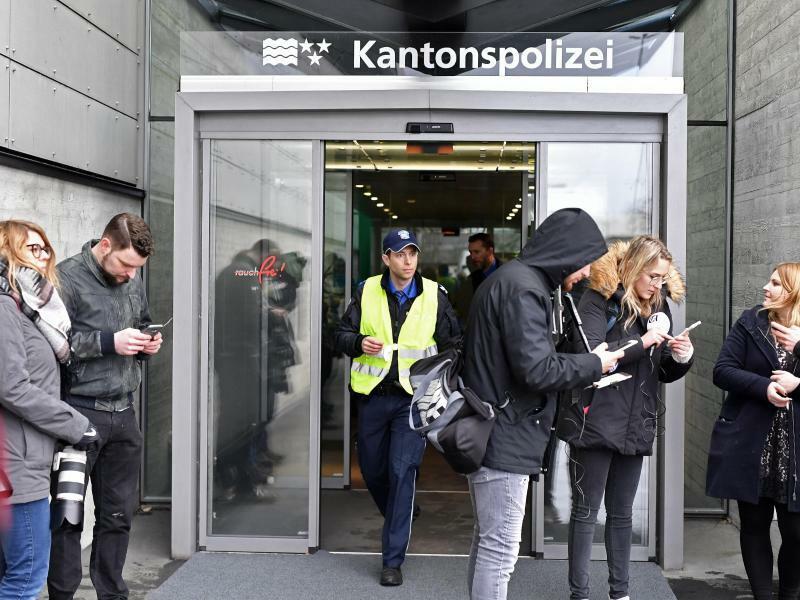 Prozess in Schafisheim - Foto: Walter Bieri/Keystone