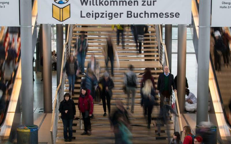 Leipziger Buchmesse 2018 - Foto: Monika Skolimowska