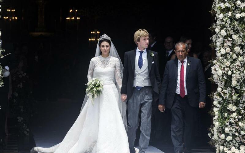 Prinz Christian von Hannover heiratet in Peru - Foto: Die Braut stammt aus einer wohlhabenden Unternehmer-Familie Perus. Foto:Giancarlo Shibayama