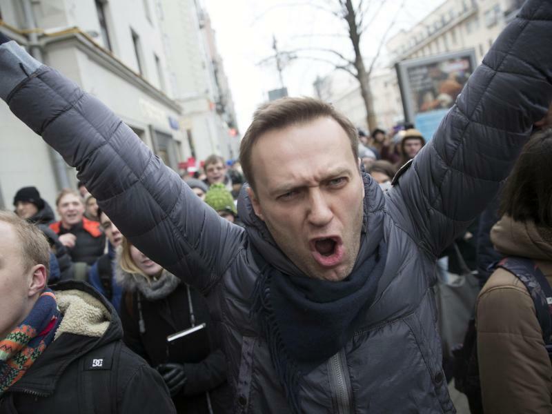 Alexej Nawalny - Foto: Evgeny Feldman/AP/Archiv