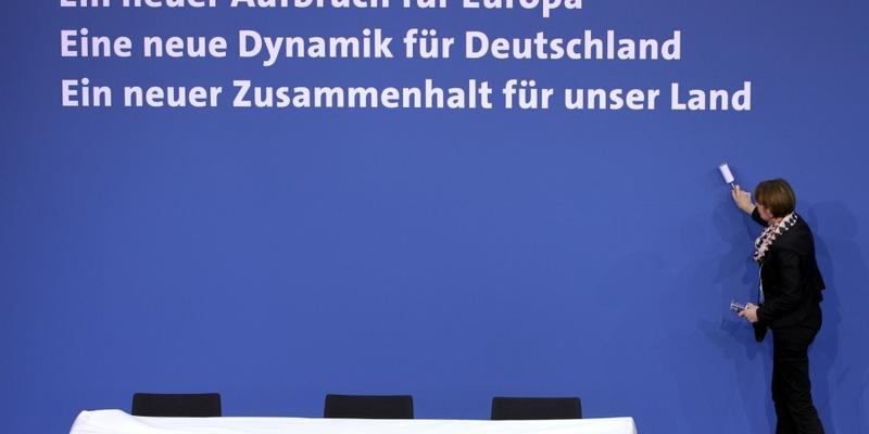 Koalitionsvertrag 2018-2021 wird unterschrieben - Foto: über dts Nachrichtenagentur