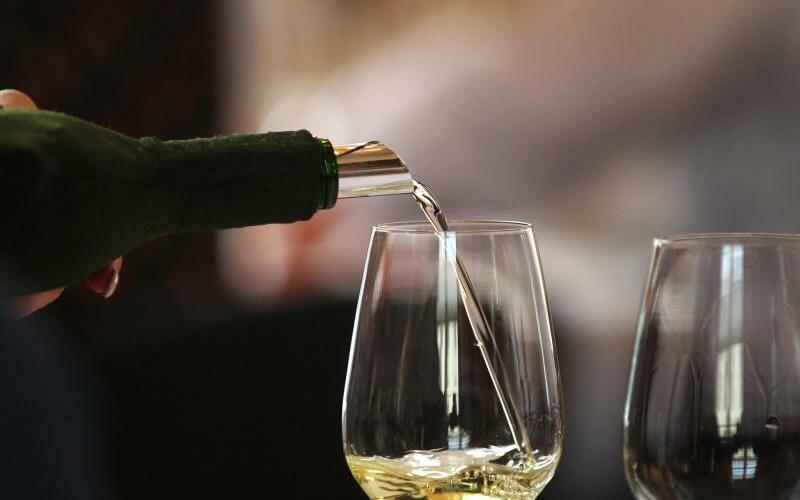 Weißwein - Foto: Karl-Josef Hildenbrand