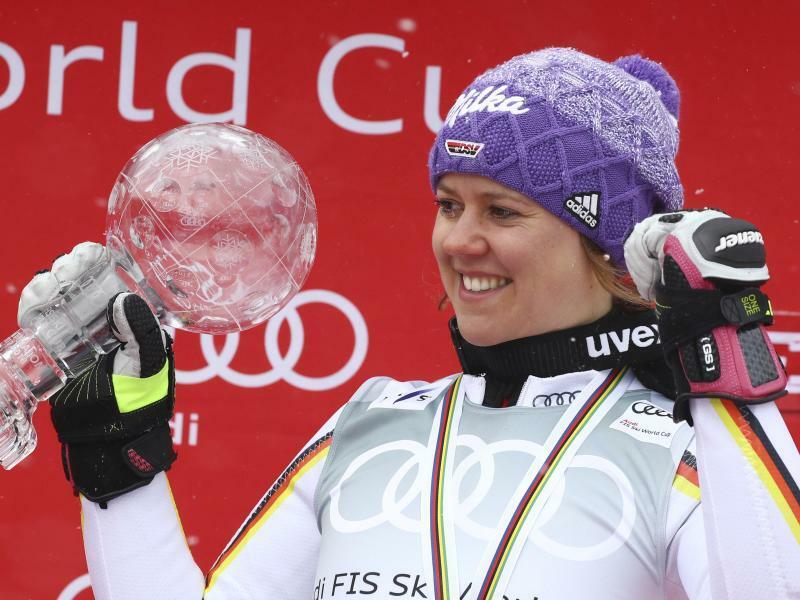 Viktoria Rebensburg - Foto: Marco Trovati/AP