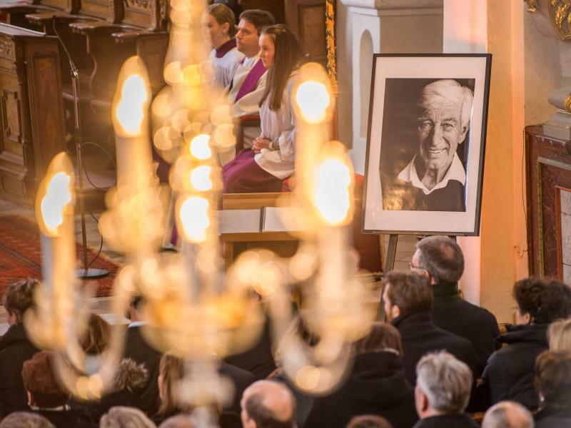 Gedenkgottesdienst - Foto: Lino Mirgeler