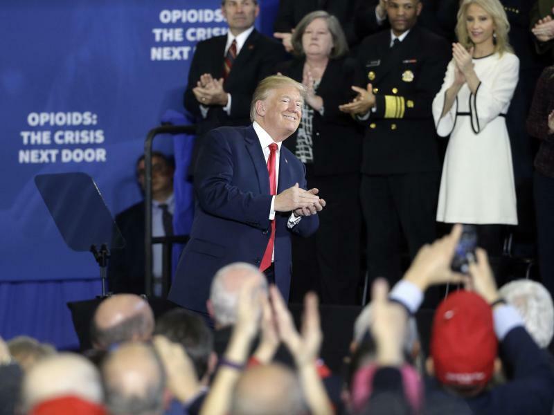 Donald Trump - Foto: Elise Amendola/AP