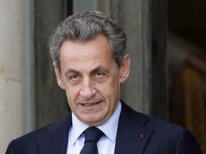 Nicolas Sarkozy - Foto: Christophe Ena/AP/Archiv