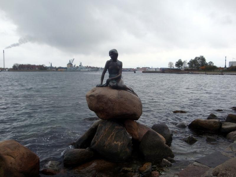 Kleine Meerjungfrau in Kopenhagen - Foto: über dts Nachrichtenagentur