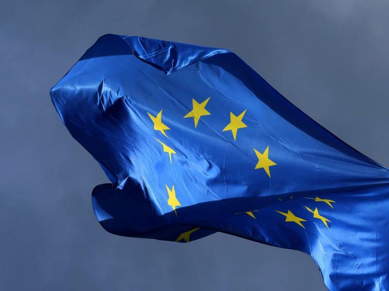 EU-Flagge - Foto: Karl-Josef Hildenbrand