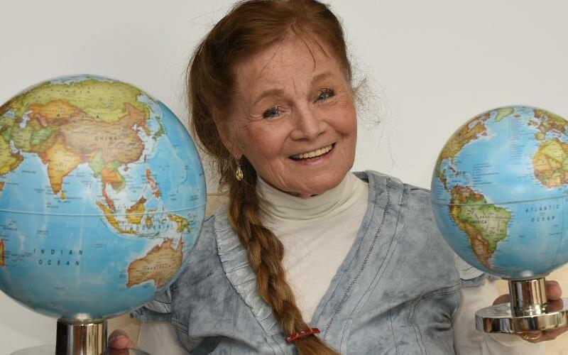 Ingrid Fröhlich - Foto: Ursula Düren
