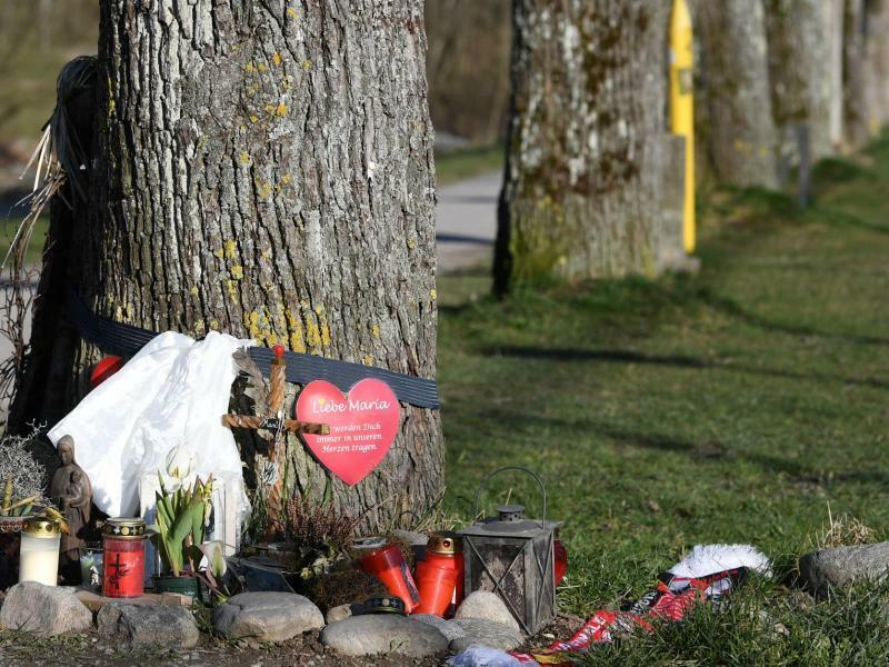 Tatort - Foto: Die 19-jährige Maria L. wurde in der Nacht zum 16. Oktober 2016 ermordet. Foto:Patrick Seeger