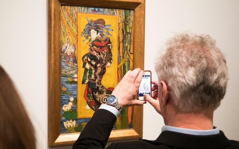 Van Gogh & Japan - Foto: Jeroen Jumelet