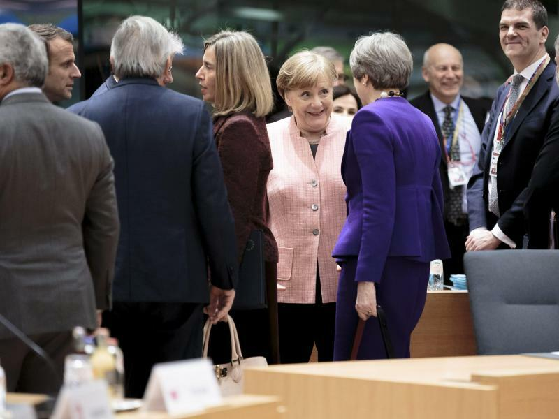 EU-Gipfel - Foto: Aleksi Tuomola/Lehtikuva