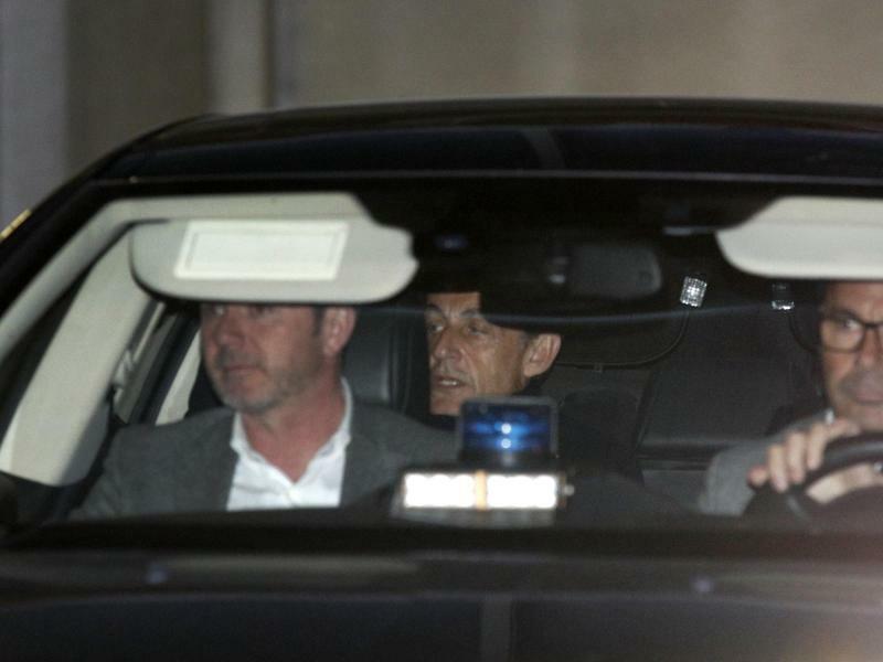 Nicolas Sarkozy - Foto: Francois Mori, AP/dpa