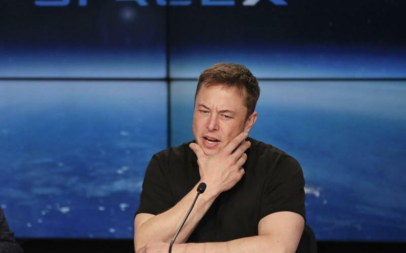 Elon Musk - Foto: John Raoux, AP