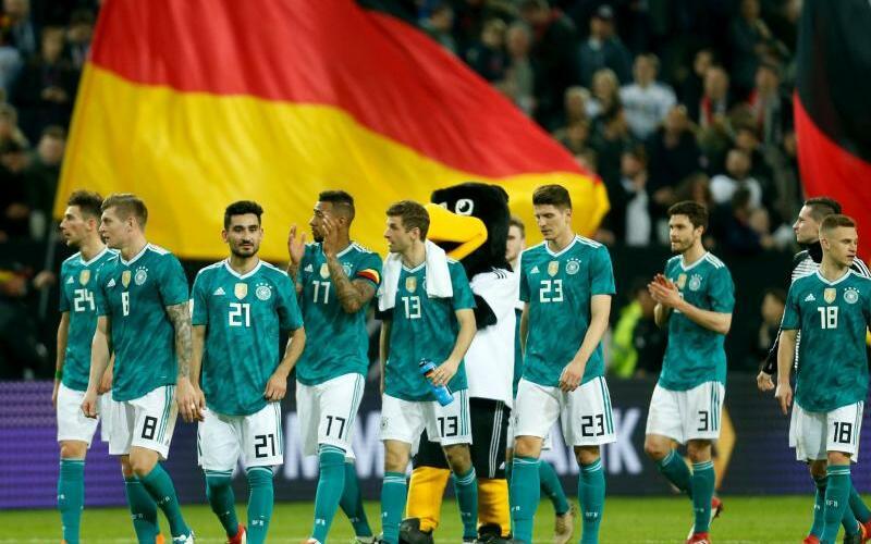 Deutsche Nationalmannschaft - Foto: Ina Fassbender