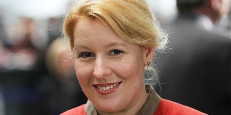Franziska Giffey - Foto: über dts Nachrichtenagentur