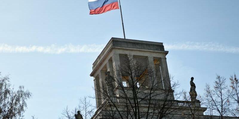 Botschaft der Russischen Föderation - Foto: Britta Pedersen