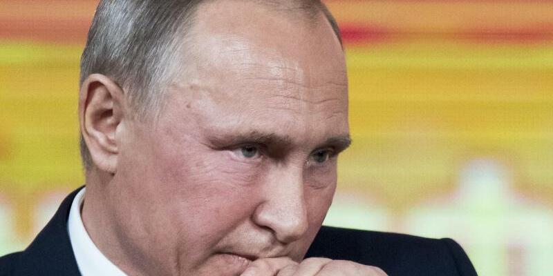 Wladimir Putin - Foto: Pavel Golovkin/AP