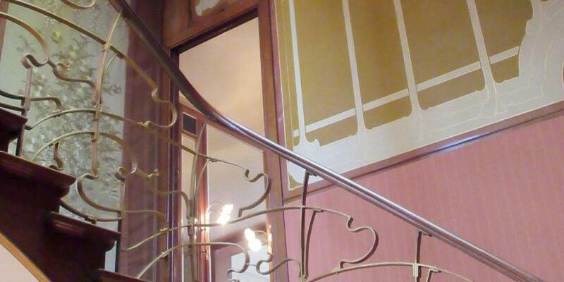Victor Horta - Foto: Sabine Glaubitz