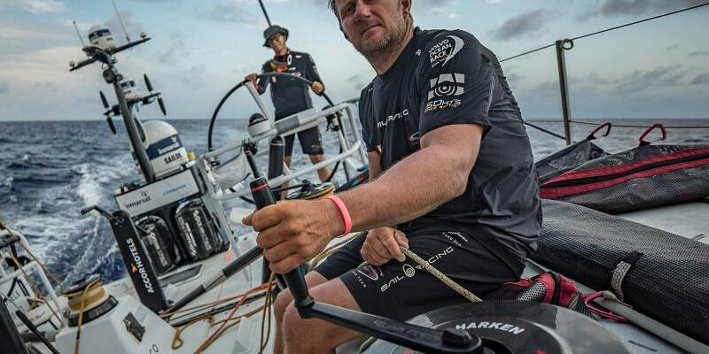 Segel-Drama - Foto: Jeremie Lecaudey/Volvo Ocean Race